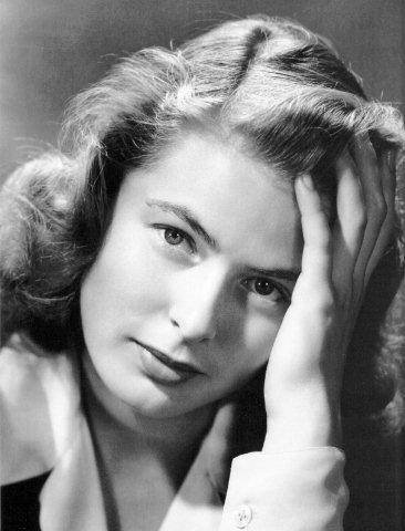 Ingrid Bergman entrepreneurial woman