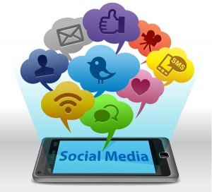 social media icons facebook twitter rss messenger whatsapp text phone mail gmail vimeo