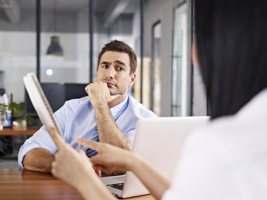 Questions to ask interviewees before hiring a content writer