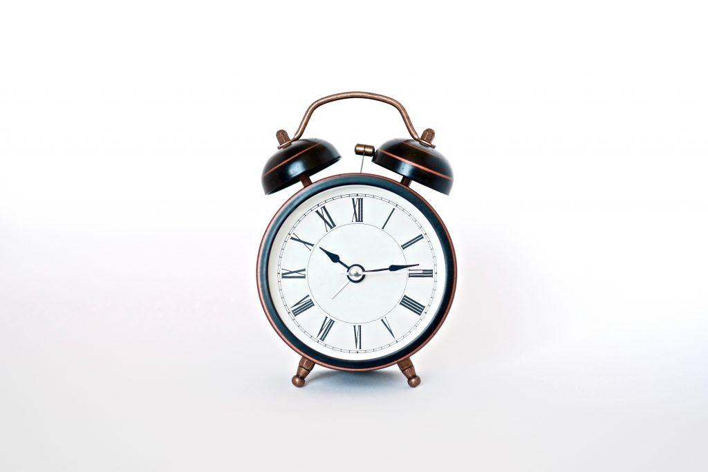 clock displayed reddit ama prep work